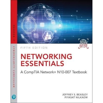 Networking Essentials: A CompTIA Network+ N10-007 Textbook - [Livre en VO]