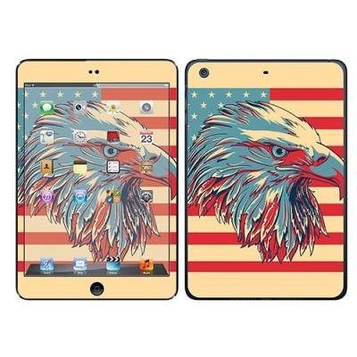 Skin stickers pour apple ipad mini 2 sticker patriotic