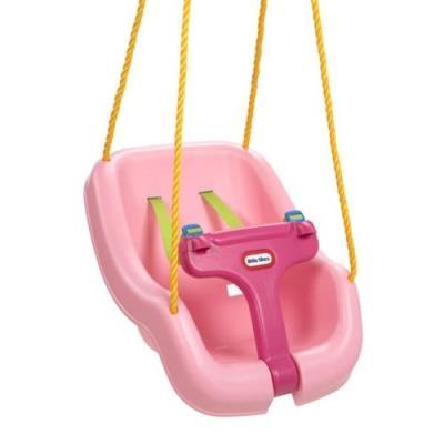 Little Tikes 2-in-1 Snug 'n Secure Swing - Balançoire