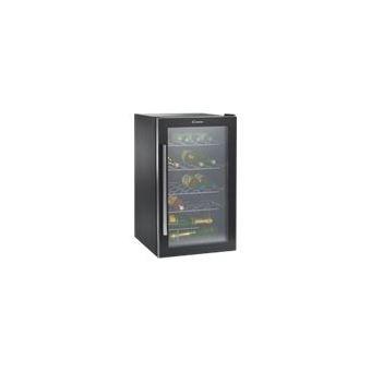 candy ccva 155 gl cave vin pose libre noir achat prix fnac. Black Bedroom Furniture Sets. Home Design Ideas