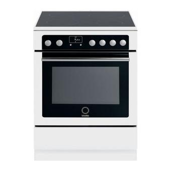 scholtes cuisini re vitroc ramique four pyrolyse axiom ci66vws blanc achat prix fnac. Black Bedroom Furniture Sets. Home Design Ideas