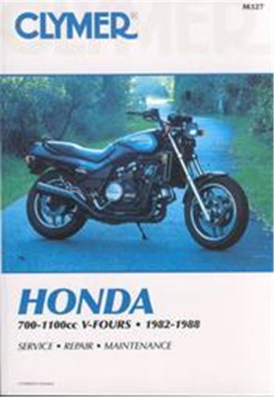 Honda 700-1100Cc V-Fours 1982-1988