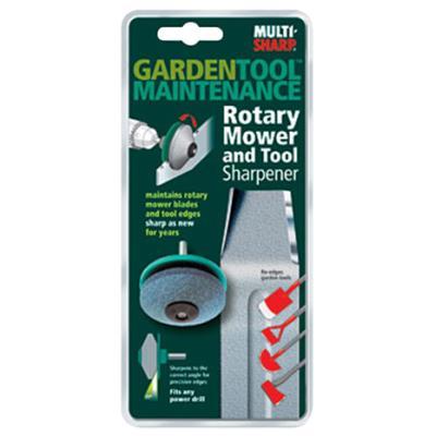 Multi-Sharp - Affûteur Rotatif Pour Outils De Jardin