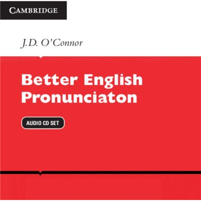Better English Pronunciation Audio Cds (2) (Audio Cd)