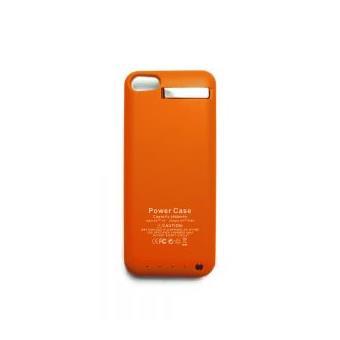 Coque de protection rigide avec batterie intégrée pour Apple iPhone 5 / iPhone 5S / iPhone 5C