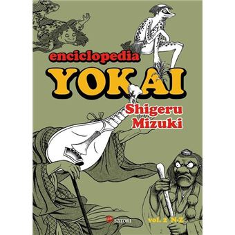 Enciclopedia yokai 2