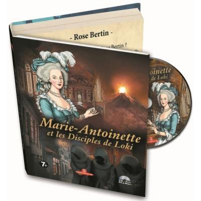 Jeux Vidéo PC Marie-Antoinette et les disciples de loki