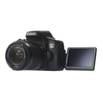 Canon EOS 750D - Value-up Kit - digitale camera EF-S 18-55mm IS STM lens
