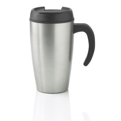 Mug Urban anti-fuites, argent