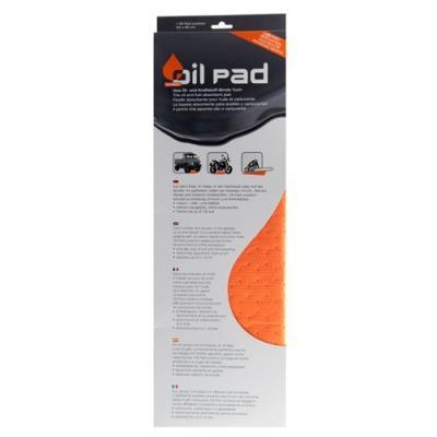 Tapis absorbe-huile pour sols extérieur - Oil Pad