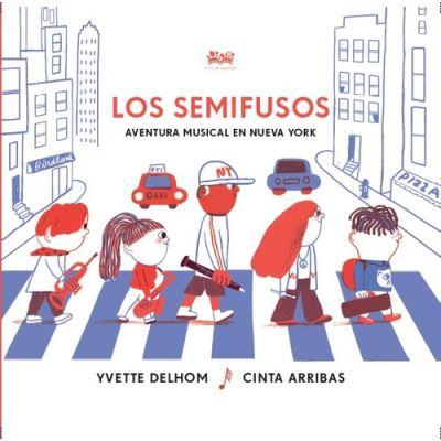 Los Semifusos - [Livre en VO]