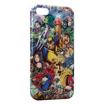 coque avengers iphone 7