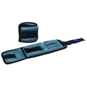 nouveaux produits pour style de mode complet dans les spécifications Fitness-mad poids pour poignets et chevilles 2 x 0,5 kg rouge noir