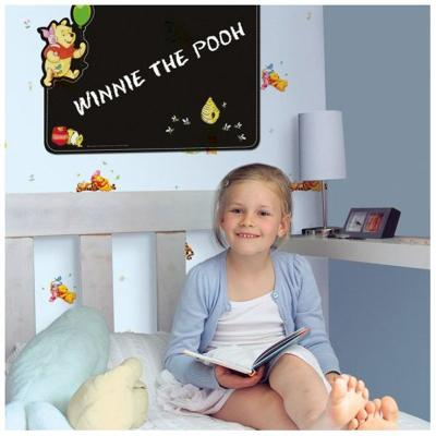 Stickers Ardoise Winnie l'Ourson Disney