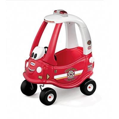 Little tikes - 172502e3 - porteur - cozy coupe pompier