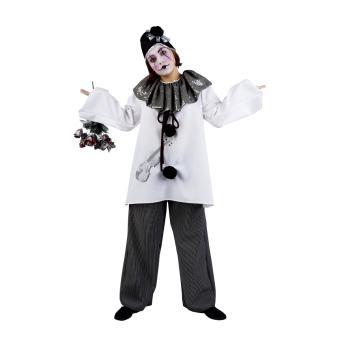 deguisement carnaval costume de pierrot violon femme adulte m 38 40 d guisement adulte. Black Bedroom Furniture Sets. Home Design Ideas