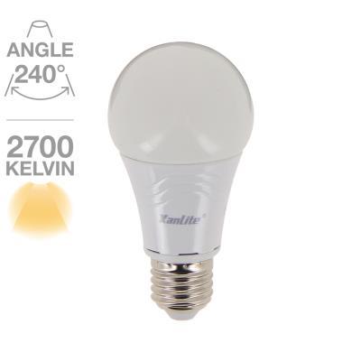 Ampoule led standard xanlite - 806 lumens - e27 - 10w (équiv. 60w)