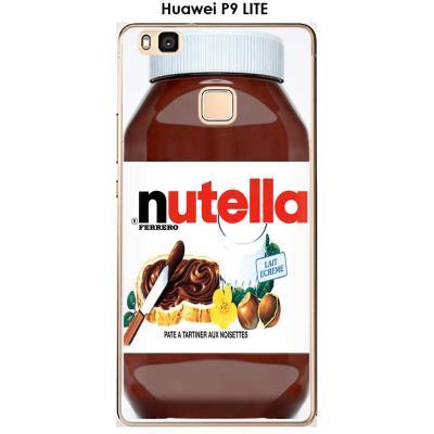 coque huawei p9 lite nutella