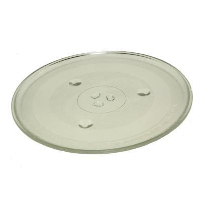PLATEAU VERRE MICRO ONDES DIAM 314 M/M