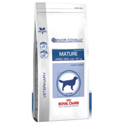Royal canin veterinary care - senior consult mature large dog - 14 kg