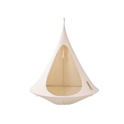 HANG-IN-OUT - Cacoon Solo Blanc naturel