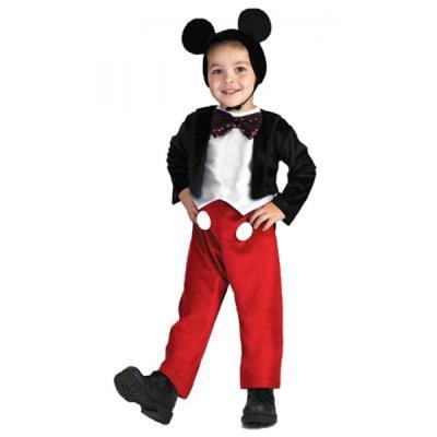 Costume de Mickey Mouse haut de gamme pour garçon - 4-6 ans