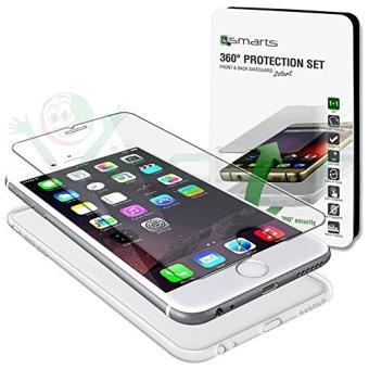 4smarts 360° protection set apple iphone 6 6s transparent 492825