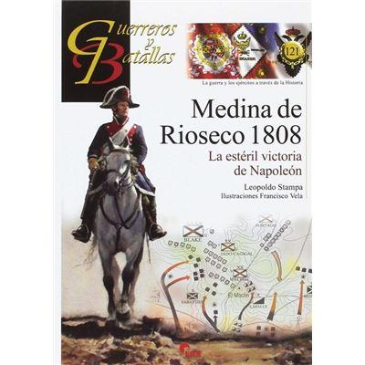 Medina De Rioseco 1808 - [Livre en VO]