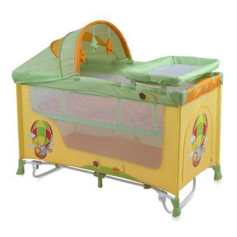 Lit parapluie bébé + mode lit à bascule Nanny 2+ Orange - Lits parapluie -  Achat   prix   fnac d5fac5ca19b0