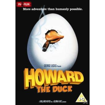 Howard the Duck - DVD Importação