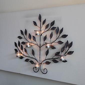 Decoration Murale De Style Rustique En Forme Branches D Arbre Avec