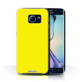 coque galaxy s6 jaune