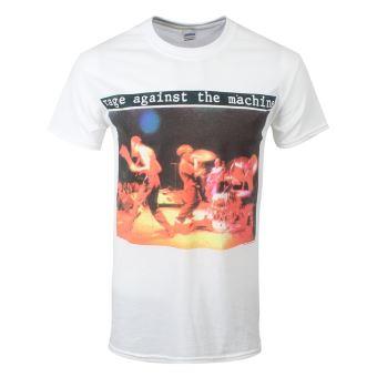 Rage Against The Machine tee-shirt Homme Noir