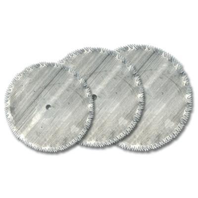 Maxicraft - 3 disques scie 16 / 19 / 22 mm