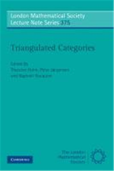 Triangulated Categories