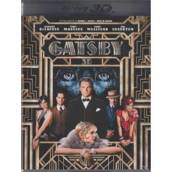 O Grande Gatsby (Blu-ray 3D + 2D)