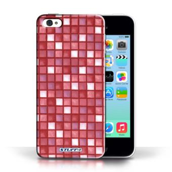 coque d iphone 5 uni rouge