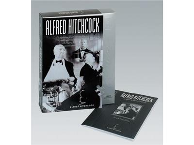 UNIVERSITY GAMES - Alfred hitchcock