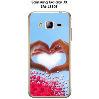 coque samsung galaxy j3 coeur