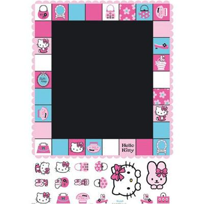 Maxi Sticker Deco Hello Kitty ardoise
