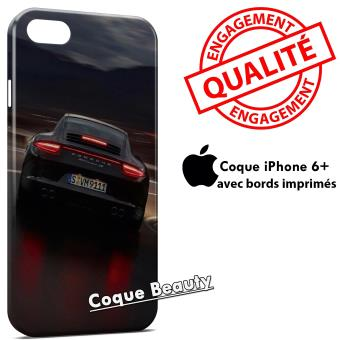 coque iphone 6 plus porsche