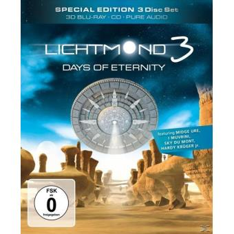 Days of eternity -spec-