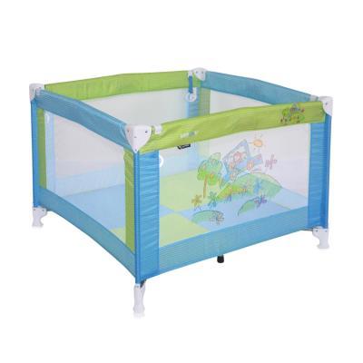 Parc pliant pliable pour bébé PLAY Bleu