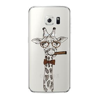 coque samsung galaxy s7 girafe