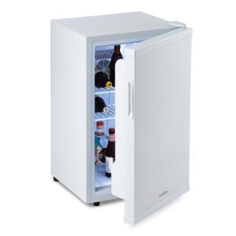 125 sur klarstein beerbauch r frig rateur minibar 65l silencieux 38db classe a blanc achat. Black Bedroom Furniture Sets. Home Design Ideas
