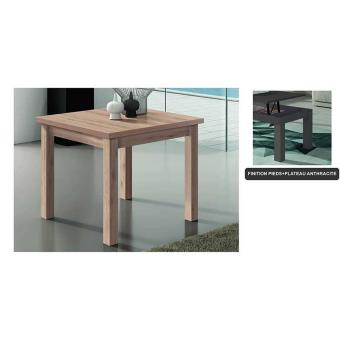 Table Carree SystPortefeuille Manger A Extensible 90180 GzMqpSUV