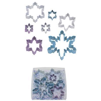 Emporte-pièces flocons de neige (x7)