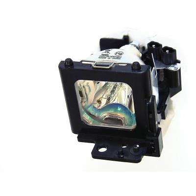 Lampe Original Inside pour videoprojecteur conçue pour fonctionner en remplacement d'une lampe 78-6969-9998-2.Une lampe vidéo projecteur original inside est une lampe dont l'ampoule est fournie et garantie par le fabricant (3M) mais dont la cartouche (app