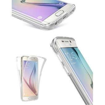 Coque Silicone Intégrale SAMSUNG Galaxy S7 Edge Transparente Protection Gel Souple Housse Etui
