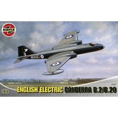 AIRFIX - A10101 - CONSTRUCTION ET MAQUETTE - BÂTIMENT - ENGLISH ELECTRIC CANBERRA B.2 / B20